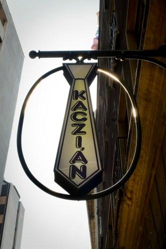 Kaczian Tie Shop