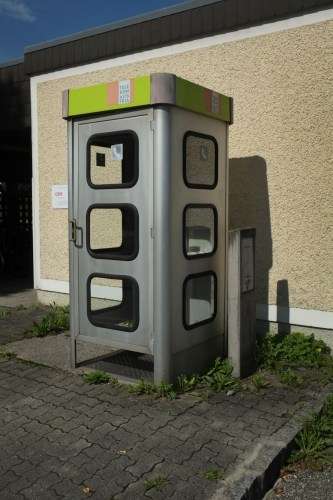 Austrian Phone Booth