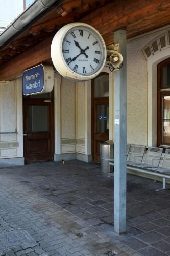 Neumarkt train station