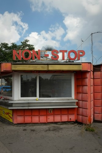 The Non-Stop in Budapest is permanently closed.