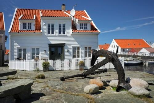 Skudeneshavn Harbor