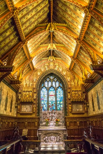 Sandringham - The Family Chapel