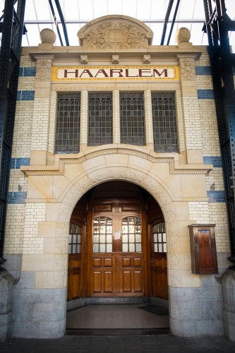 Haarlem Central Station