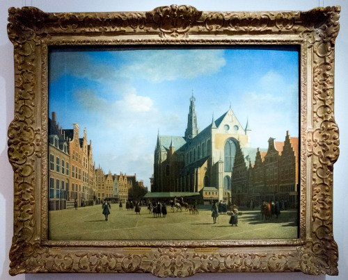 The Grote Markt - 1696