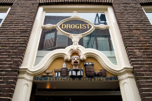 Druggist in Zwolle