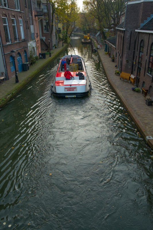 The Oudegracht - Our Canal