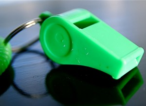 Could you be a whistleblower?