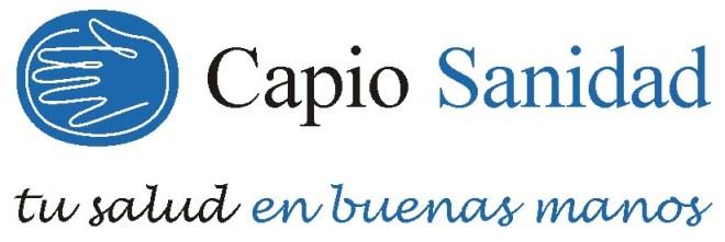Logo de Capio Sanidad
