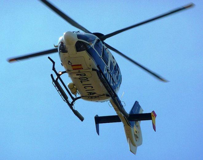 El nuevo helicóptero EC 135 P2+
