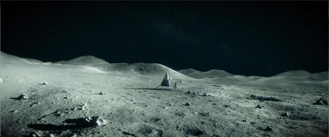 El cosmonauta solitario. (Fuente: El Cosmonauta)