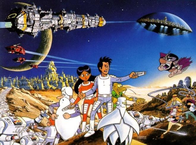 Érase una vez… El Espacio: la Unión Europea funciona, pero no es en la Tierra.