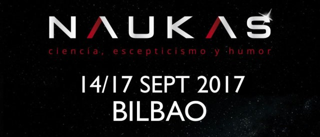 Ya llega el Naukas más grande: ¡Naukas Bilbao 2017!