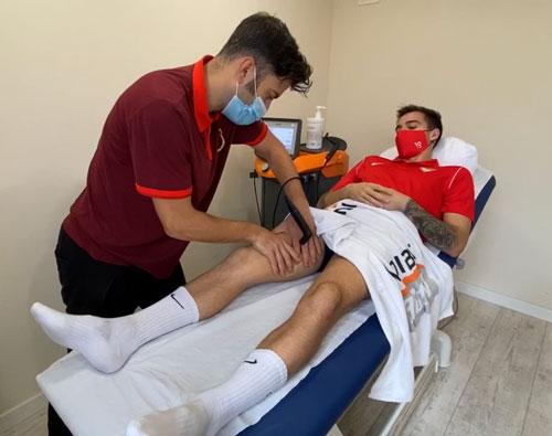 clinica de fisioteràpia a Terrassa