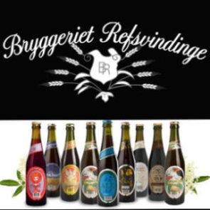 Bryggeriet Refsvindinge er sponsor i Brudager folkedansere