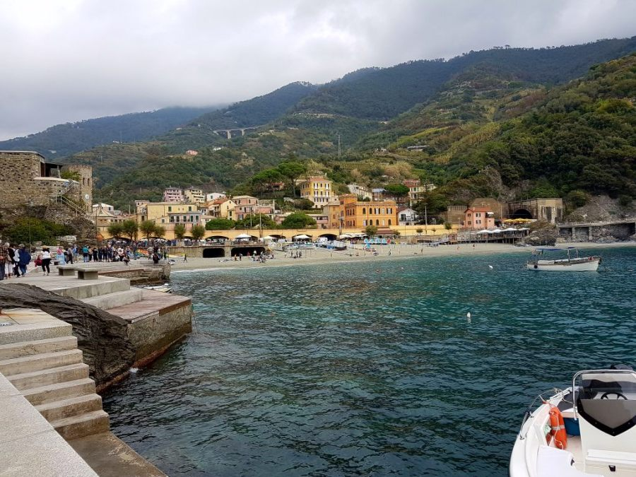Monterosso in der Cinque Terre, Ligurien
