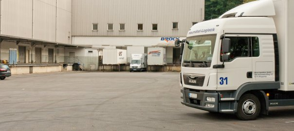 Brück Spedition, Möbel Logistik & Transport in Wuppertal, NRW Nordrhein-Westfalen