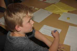 Eine Doppelstunde Mathematik - Mathe AG