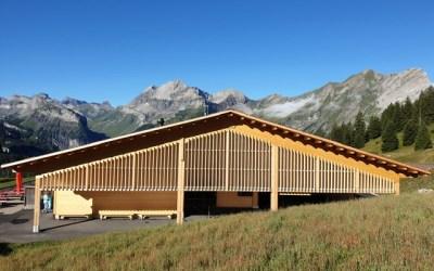 Erweiterung Bergstation Oeschinen