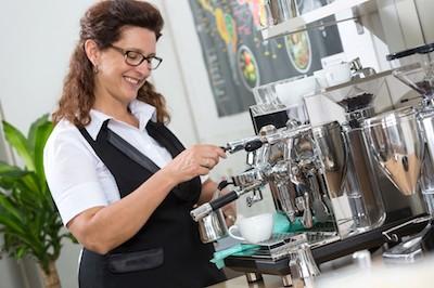 BruehBarista Espresso Kaffee Cappuccino