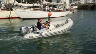 Highfield Ocean Master Deluxe 390