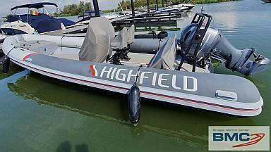Highfield Patrol 760 [2017]