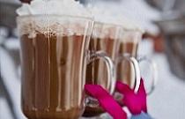 Winterwedding  warme drankjes