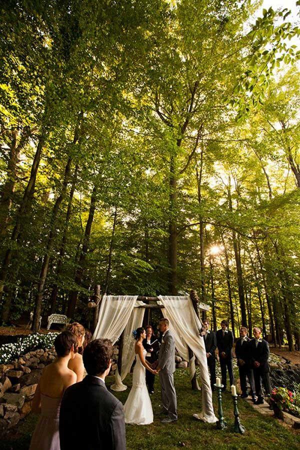 Inlux Photo via Intimate Weddings