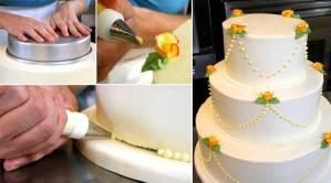 Je eigen bruidstaart maken