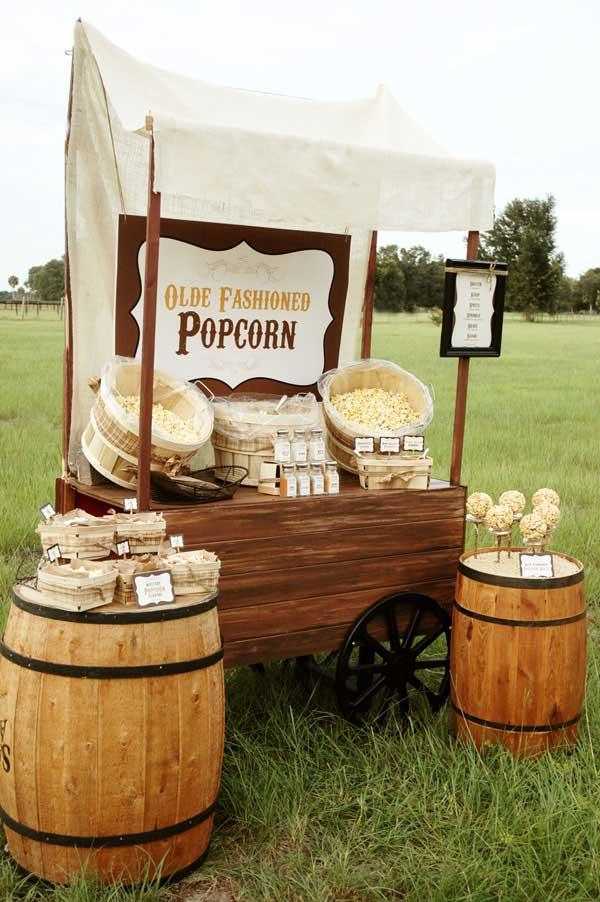 Popcorn bar 4