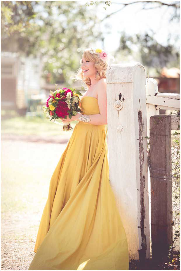 James Billing Photography via Want That Wedding