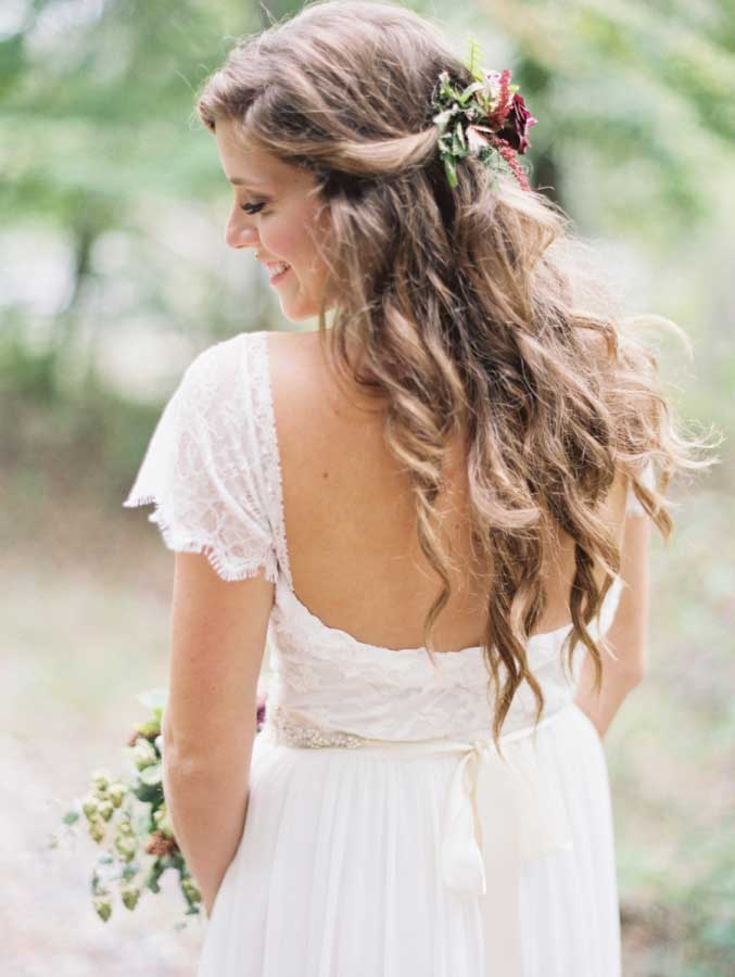 Laura Gordon via Style Me Pretty