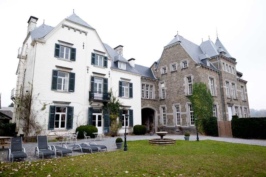 Mon et Mine Chateau de Blier
