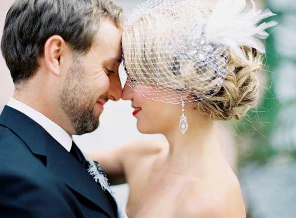 Anne Robert Photography via Trendy Bride