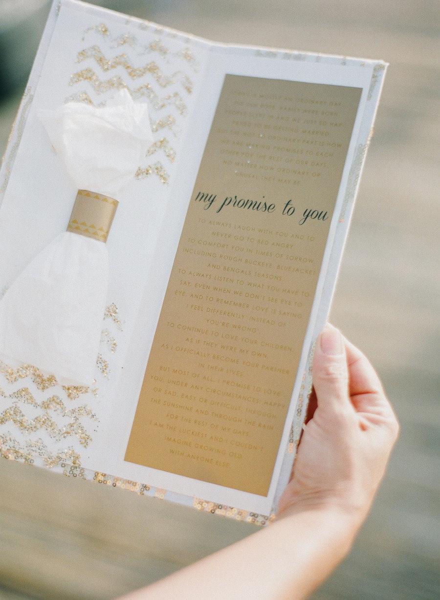 Uitgeschreven trouwbelofte