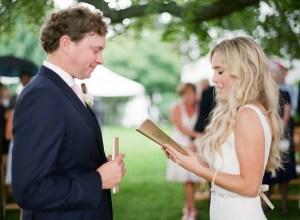 Bruiloft geloften