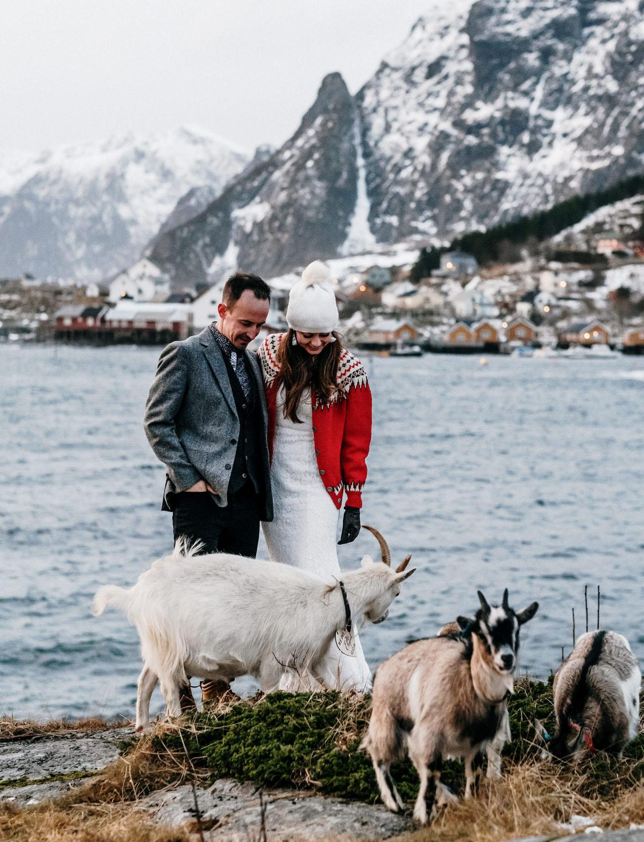 Noorwegen als huwelijksreis top 10