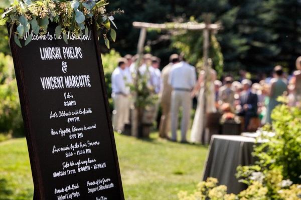 Grote bruiloft