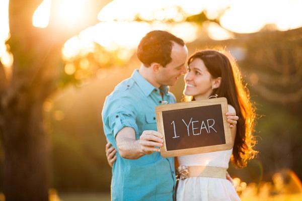 Jubilea van het huwelijk vieren