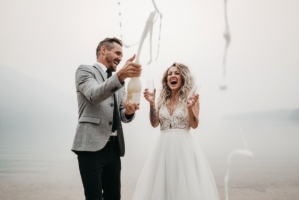 Bruidspaar viert jubileum