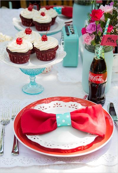 Coca Cola bruiloft