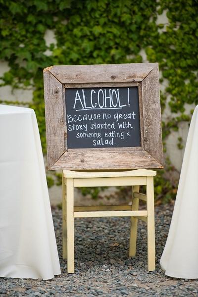 Alcohol op bruiloften