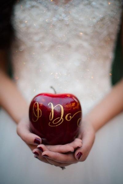 Disney bruiloft