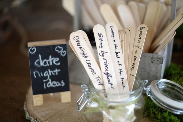 Date night ideeën van gasten