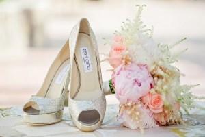 Jimmy Choo trouwschoenen