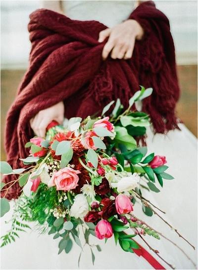 Winterbruiloft tips voor de bruid