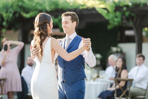 Deze Openingsdans Nummers Kozen Celebrities Bruiloft