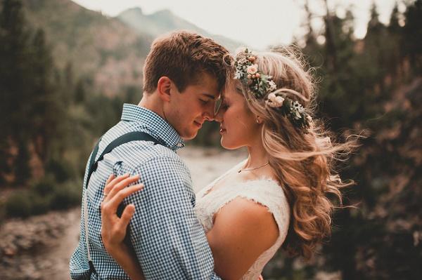 Bruiloft herinneringen