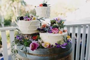 Bruidstaarten inspiratie