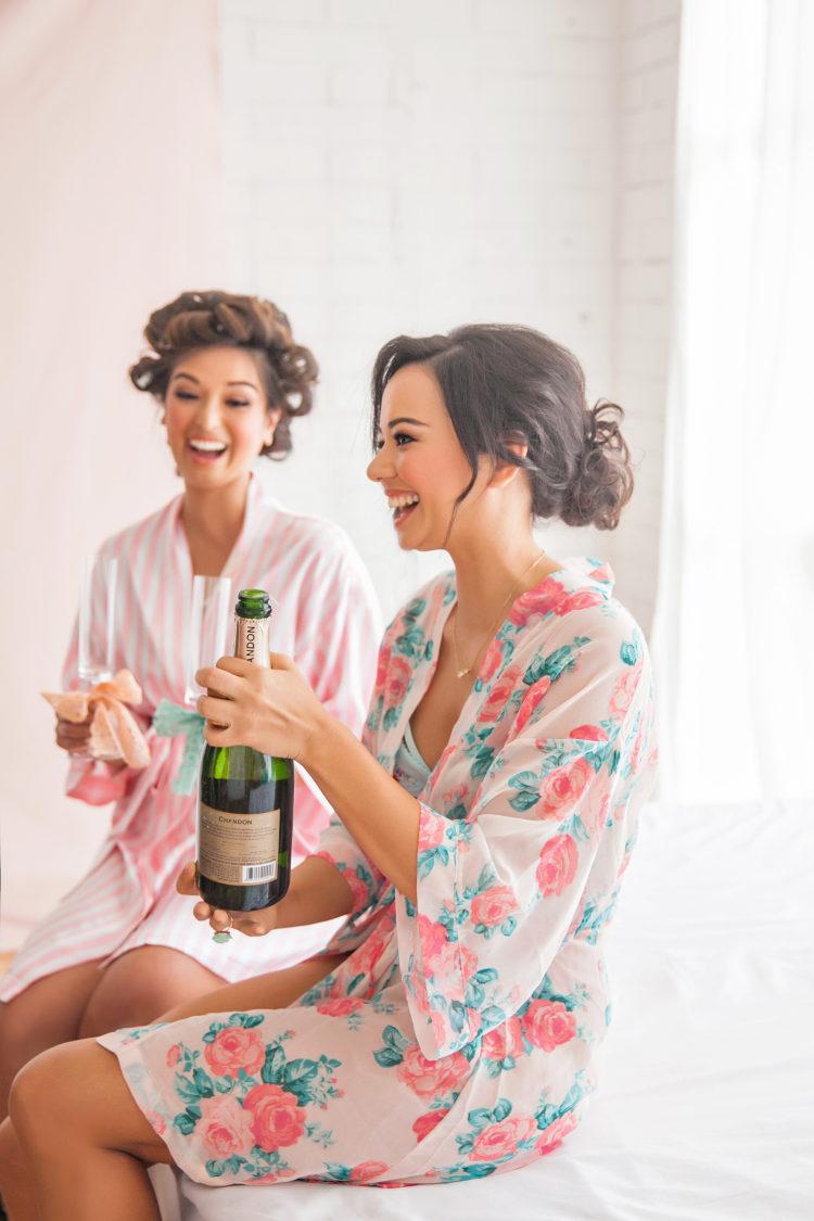 Hapjes en drankjes op de bruiloft organiseren