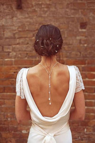 Omgekeerde ketting bruid